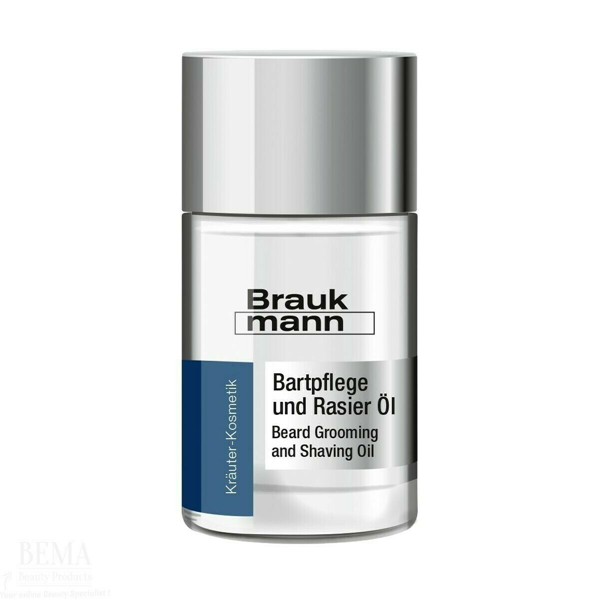 Hildegard Brauckmann Bartpflege und Rasier Öl 30ml