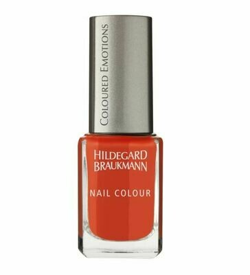 Hildegard Brauckmann NAIL COLOUR corallenrot