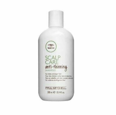 Paul Mitchell Tee Tree Scalp Care anti-thinning Shampoo 300 ml