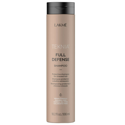 Lakme Teknia Full Defense Shampoo 300 ml