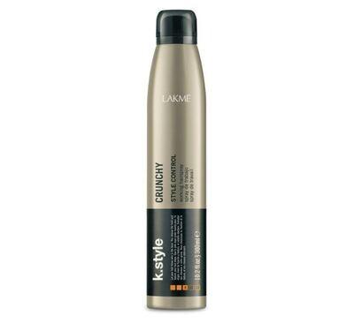 Lakme K.Style CRUNCHY Spray à bas VOC 300 ml