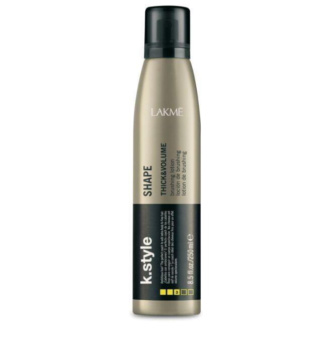 Lakme K.Style SHAPE Lotion de Brushing 250 ml.