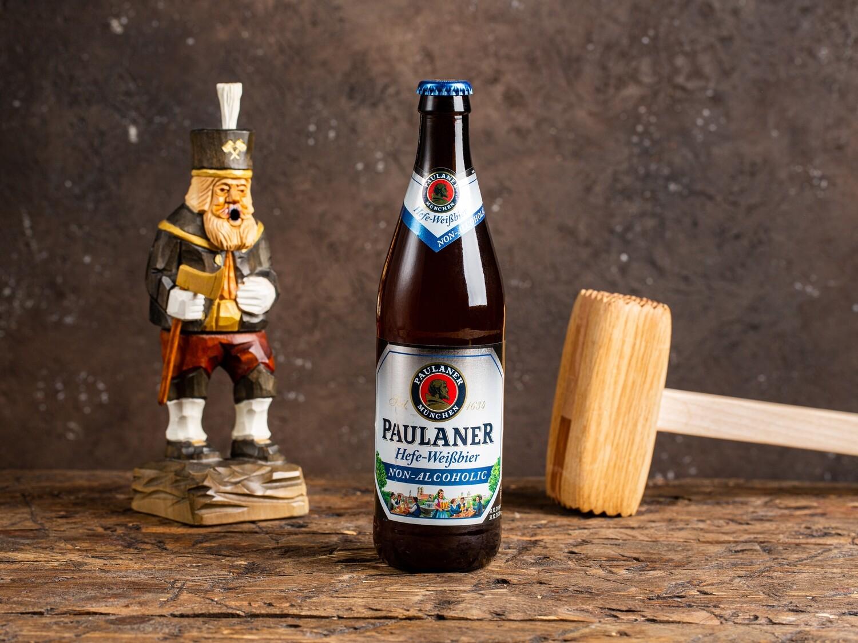 Paulaner Hefe-Weissbier (Non-Alcoholic)