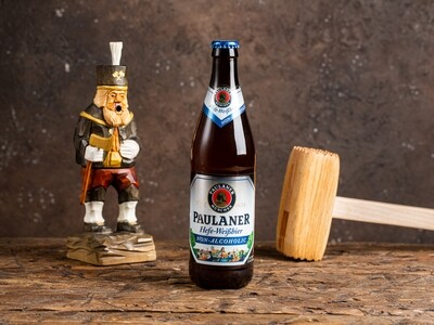 Paulaner Hefe-Weissbier (Non-Alcoholic)