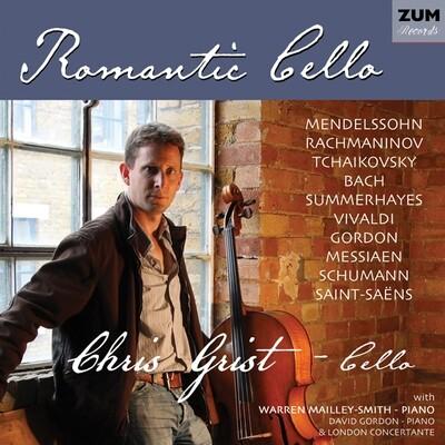 Chris Grist - Romantic Cello