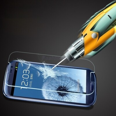 PREMIUM TEMPERED GLASS SCREEN PROTECTOR - SAMSUNG S3