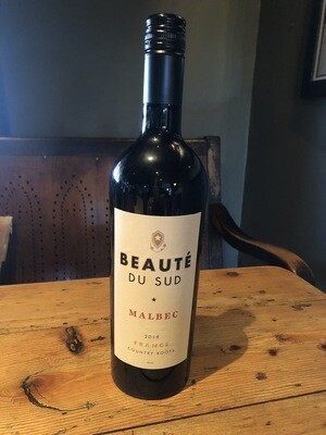 BEAUTE DU SUD MALBEC, FRANCE 2019