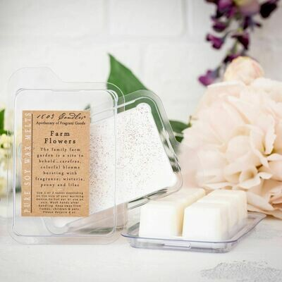 1803 Farm Flowers Wax Melts