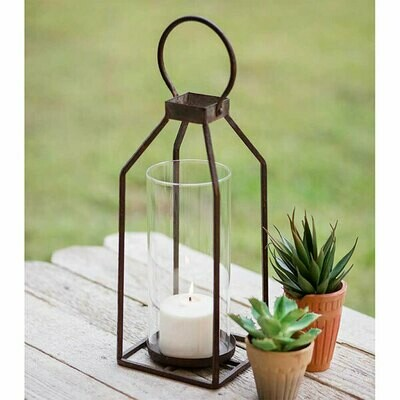 Small Greenville Pillar Candle