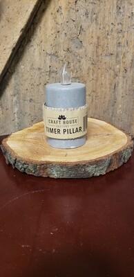 Cement Look Timer Pillar 2.5/4