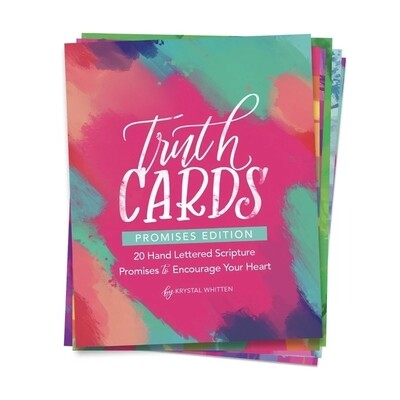 Truth Cards- Promises Edition