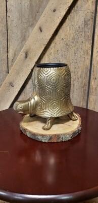 Tommie Turtle Pot 7.5 x 5.25