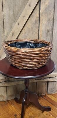 Large Basket With Liner