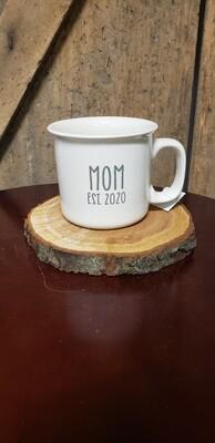 Mom Est. 2020 Mug
