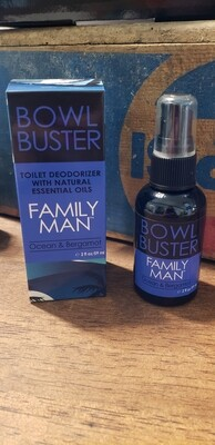 Family Man Bowl Buster