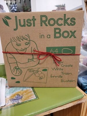 Just Rocks In A Box
