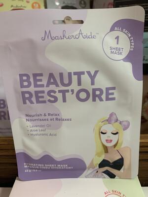 Beauty Restore Nourishing Mask
