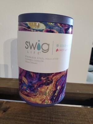 Swig 12oz Combo Cooler Purple Rain