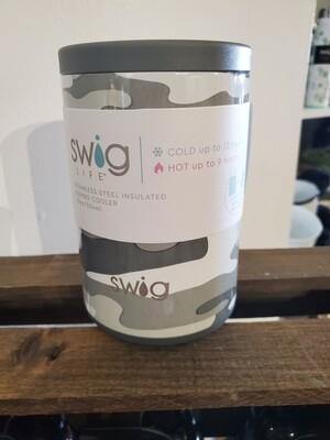 Swig 12oz Combo Cooler Incognito Camo