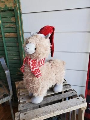 Fluffins Llama Stander