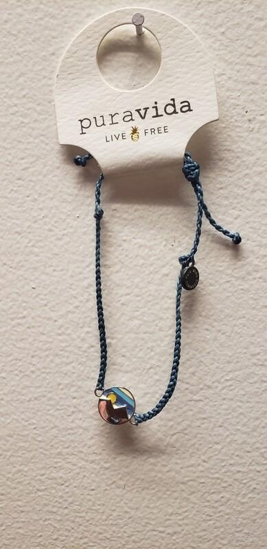 Twin Peaks Silver Bracelet