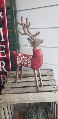 Nordic Sweater Deer 16