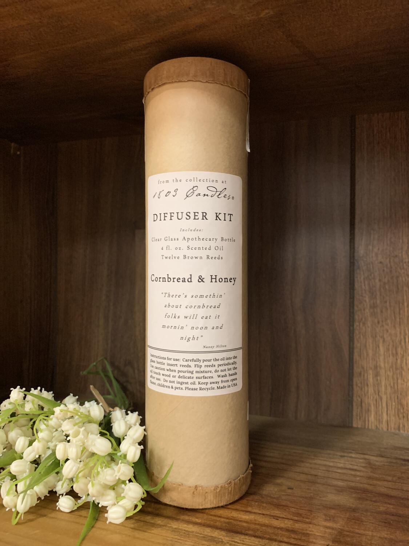 1803 Cornbread & Honey Diffuser Kit