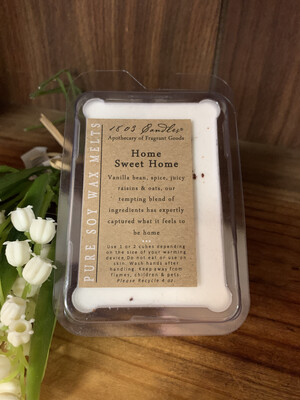 1803 Home Sweet Home Melts