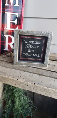 Really Into Christmas