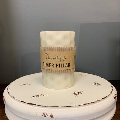 Geometric Pillar Candle 3x4.5