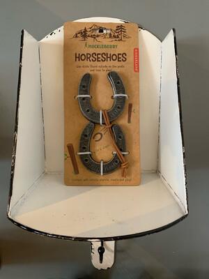 Horseshoes Huckleberry