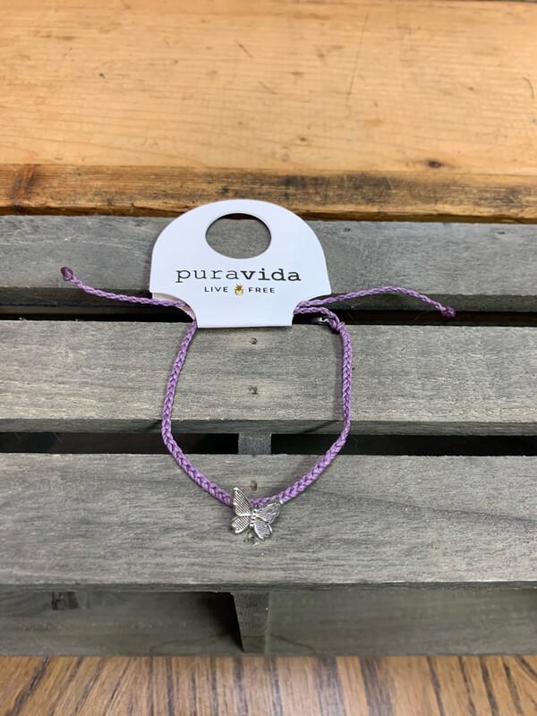 PuraVida Butterfly In Flight Bracelet