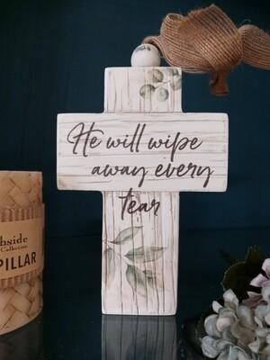 Wipe Away Cross