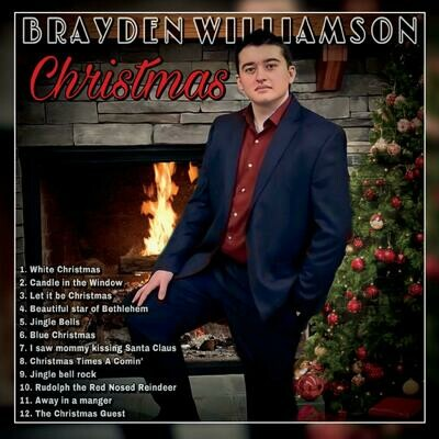 Brayden Williamson Christmas