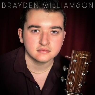 Brayden Williamson NEW Album!