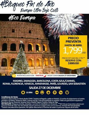 ROMA DICIEMBRE 2020