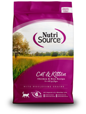 TUFFYS NS CAT CHX/RICE 6.6#