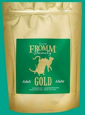 FROMM CAT GOLD ADULT 15#