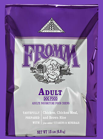 FROMM CLASSIC ADULT 33#