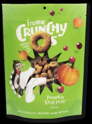 FROMM CRUNCHY-O PUMPKIN 6oz