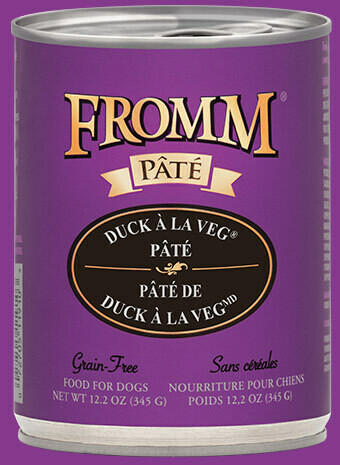 FROMM DUCK PATE 12OZ