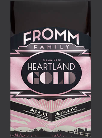 FROMM GOLD HEARTLAND ADULT  4#