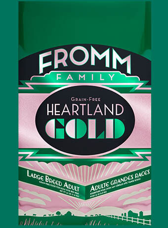 FROMM GOLD HEARTLAND L/B ADULT 26#