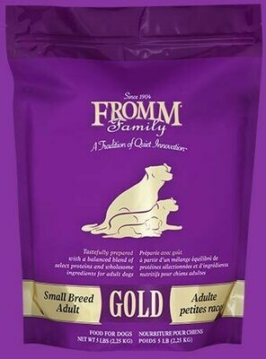 FROMM GOLD S/B ADULT  5#