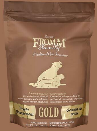 FROMM GOLD WGT MGMT 15#