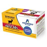 ANSWERS GOAT CHEESE CHERRIES TREAT 8oz