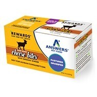 ANSWERS GOAT CHEESE GINGER TREAT 8oz