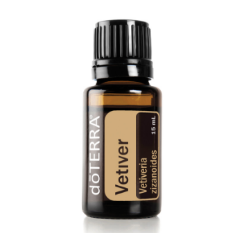 DOTERRA VETIVER 15ml