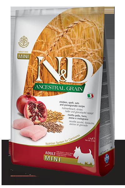 FARMINA ANC GRAIN CHX/POM MINI 15#