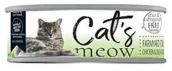 DAVES XXX CAT MEOW FARMYARD FOWL 5.5oz